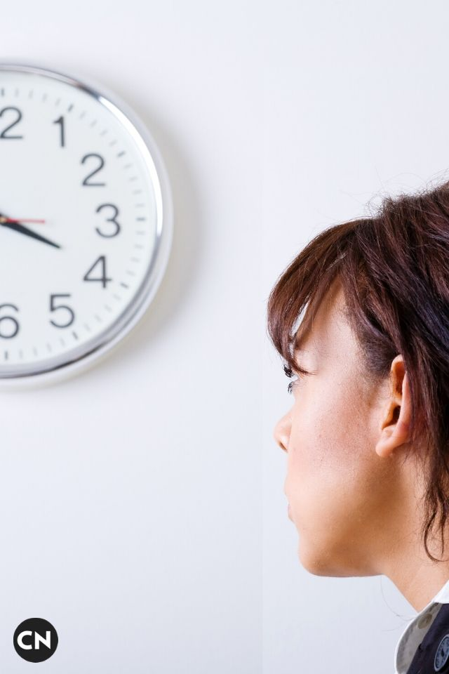 set personal deadlines
